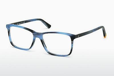Brille Web Eyewear WE5172 055 - Havanna, Braun