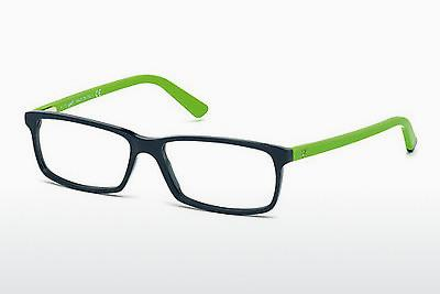 Brille Web Eyewear WE5174 091 - Blau, Matt