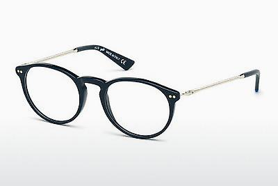 Brille Web Eyewear WE5176 091 - Blau, Matt