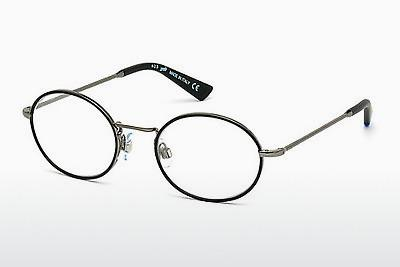 Brille Web Eyewear WE5177 008 - Grau, Shiny