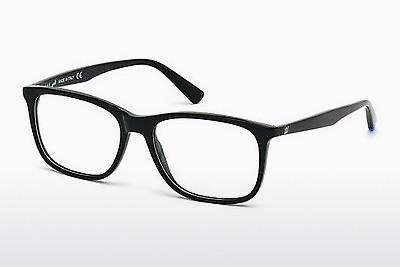 Brille Web Eyewear WE5180 001 - Schwarz, Shiny