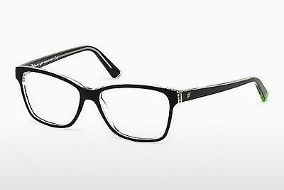 Brille Web Eyewear WE5182 003 - Schwarz, Transparent