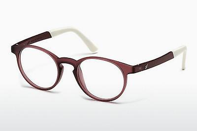 Brille Web Eyewear WE5186 082 - Purpur, Matt