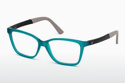 Brille Web Eyewear WE5188 088 - Blau, Turquoise, Matt