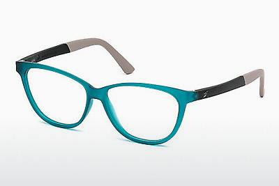 Brille Web Eyewear WE5189 088 - Blau, Turquoise, Matt