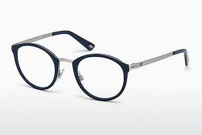 Brille Web Eyewear WE5193 017 - Grau, Matt, Palladium