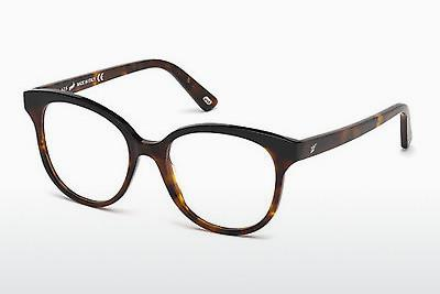Brille Web Eyewear WE5196 052 - Braun, Dark, Havana