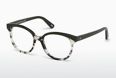 Brille Web Eyewear WE5196 055 - Havanna, Braun