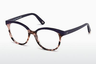 Brille Web Eyewear WE5196 056 - Braun, Havanna