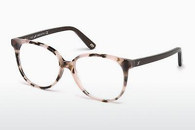 Brille Web Eyewear WE5199 056 - Havanna
