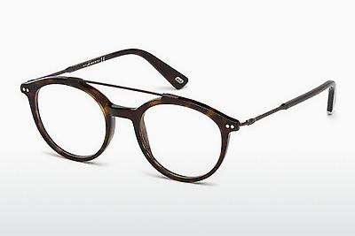 Brille Web Eyewear WE5204 052 - Braun, Dark, Havana