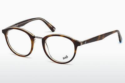 Brille Web Eyewear WE5222 056 - Braun, Havanna