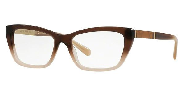 Burberry   BE2236 3607 BROWN GRADIENT MATTE PINK
