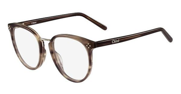 Chloé CE2690 282 STRIPED BROWN