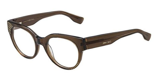 Jimmy Choo JC136 3M0 BROWN TR