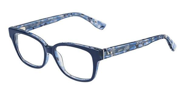 Jimmy Choo   JC137 J55 BLUE SPTT