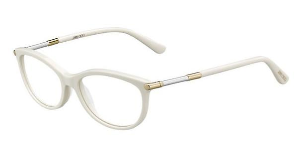 Jimmy Choo JC154 SAL WHITE