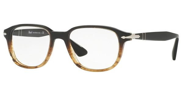 Persol PO3145V 1026 BROWN/STRIPPED BROWN