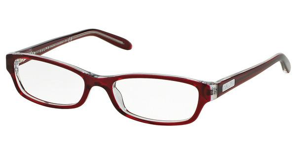 Ralph RA7040 1081 TRASPARENT RED