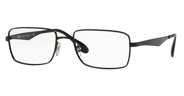 Ray-Ban   RX6329 2509 SHINY BLACK