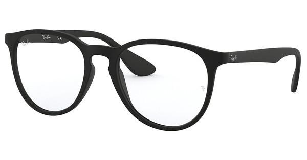 Ray Ban Brille Damen Matt Schwarz