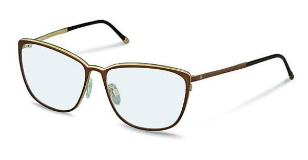 Rodenstock R2569 C chocolate, light gold