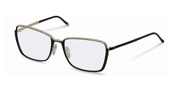Rodenstock R2571 A black, light gold