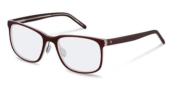 Rodenstock R5287 D brown / chrystal satin