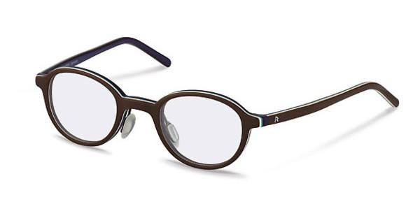 Rodenstock R5299 C chocolate, viola layered