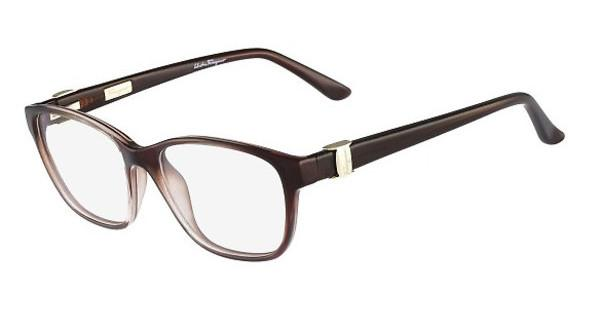 Salvatore Ferragamo SF2712 210 BROWN