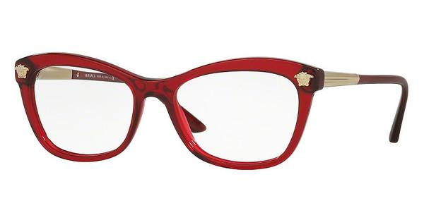 Versace VE3224 388 TRANSPARENT RED