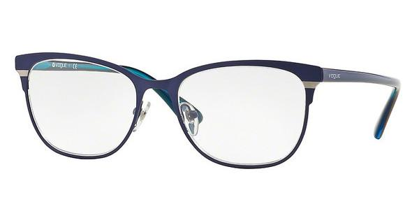 Vogue VO3963 982S MATTE BRUSHED BLUE