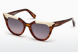 Sonnenbrille Dsquared DQ0277 53B - Havanna, Yellow, Blond, Brown