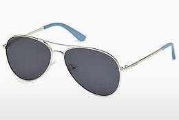Sonnenbrille Guess GU6925 10D - Grau, Nickel, Tin, Bright, Shiny