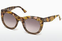 Sonnenbrille Guess GU7485 53F - Havanna, Yellow, Blond, Brown