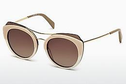 Sonnenbrille Just Cavalli JC723S 59G - Horn, Beige, Brown