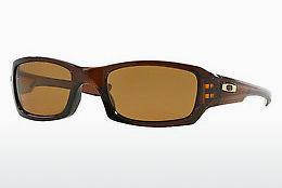 Sonnenbrille Oakley FIVES SQUARED (OO9238 923808) - Braun