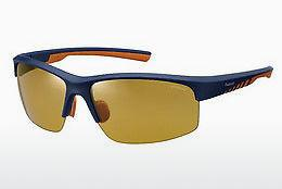Sonnenbrille Polaroid Sports PLD 7018/S LOX/MU - Blau, Orange