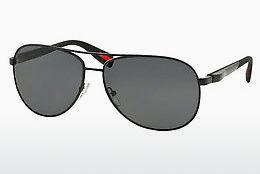 Sonnenbrille Prada Sport NETEX COLLECTION (PS 51OS 1BO5Z1) - Schwarz