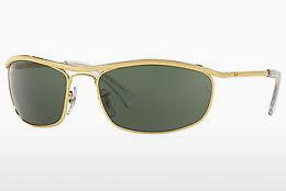 Sonnenbrille Ray-Ban OLYMPIAN (RB3119 001) - Gold