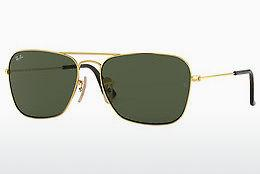 Sonnenbrille Ray-Ban CARAVAN (RB3136 181) - Gold