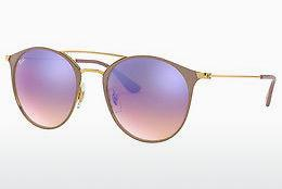 Sonnenbrille Ray-Ban RB3546 90118B - Gold, Braun