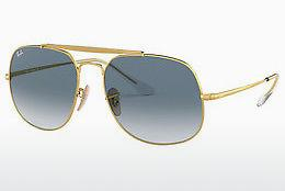 Sonnenbrille Ray-Ban The General (RB3561 001/3F) - Gold