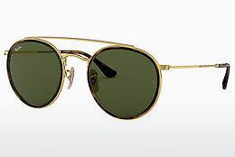 Sonnenbrille Ray-Ban RB3647N 001 - Gold