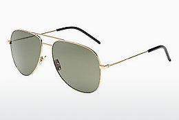 Sonnenbrille Saint Laurent CLASSIC 11 008 - Gold