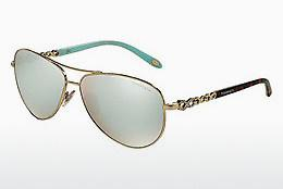 Sonnenbrille Tiffany TF3049B 609164 - Gold