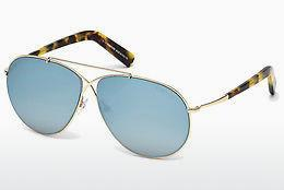 Sonnenbrille Tom Ford Eva (FT0374 28X) - Gold