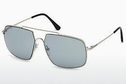 Sonnenbrille Tom Ford FT0585 16A - Silber