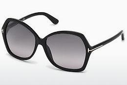 Sonnenbrille Tom Ford FT9328 01B - Schwarz, Shiny