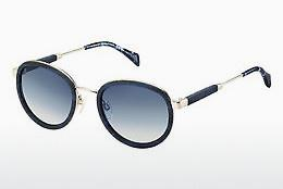 Sonnenbrille Tommy Hilfiger TH 1307/S T8D/IT - Blau, Gold